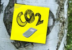 Zur CO2 Rechner